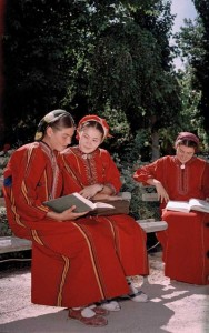 Rare Color Photos of Everyday Life in the Soviet Union in 1950s (30 photos) 10