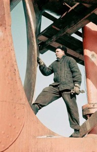 Rare Color Photos of Everyday Life in the Soviet Union in 1950s (30 photos) 28