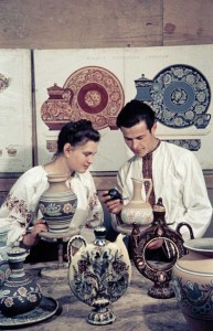 Rare Color Photos of Everyday Life in the Soviet Union in 1950s (30 photos) 30