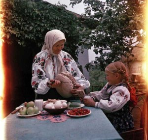 Rare Color Photos of Everyday Life in the Soviet Union in 1950s (30 photos) 5