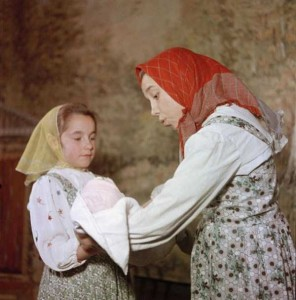 Rare Color Photos of Everyday Life in the Soviet Union in 1950s (30 photos) 9