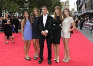 Sylvester Stallone and his Beautiful Women (11 photos) 3
