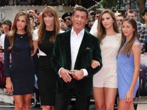 Sylvester Stallone and his Beautiful Women (11 photos) 4