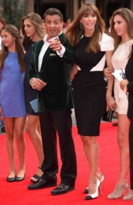 Sylvester Stallone and his Beautiful Women (11 photos) 5