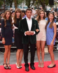 Sylvester Stallone and his Beautiful Women (11 photos) 6