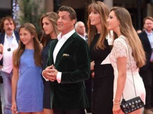 Sylvester Stallone and his Beautiful Women (11 photos) 7
