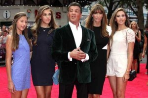 Sylvester Stallone and his Beautiful Women (11 photos) 8