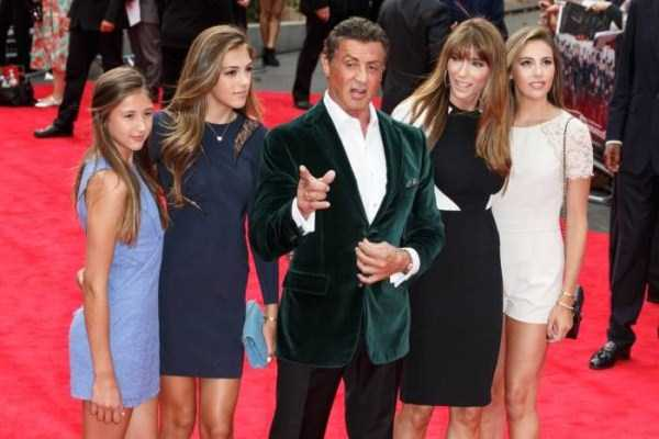 Sylvester Stallone and his Beautiful Women (11 photos) 9