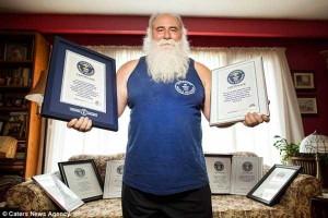 Meet the World's Strongest Priest (10 photos) 10