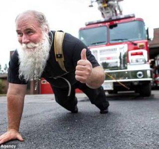 Meet the World's Strongest Priest (10 photos)
