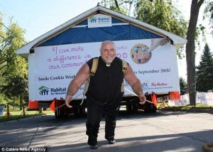 Meet the World's Strongest Priest (10 photos) 7