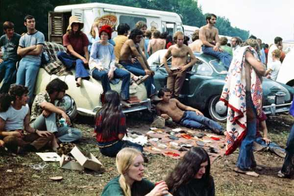 Interesting Photos From the Legendary Woodstock Festival (51 photos) 26
