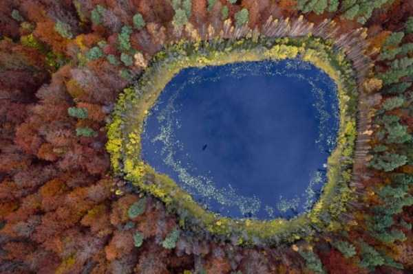 Magnificent Places Seen From Above (29 photos) 28