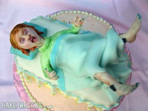 Terrible Birth-Related Cakes (27 photos) 19