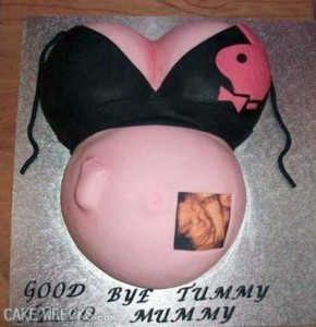 Terrible Birth-Related Cakes (27 photos) 2