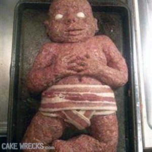 Terrible Birth-Related Cakes (27 photos) 20
