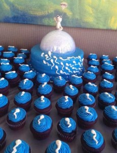 Terrible Birth-Related Cakes (27 photos) 21