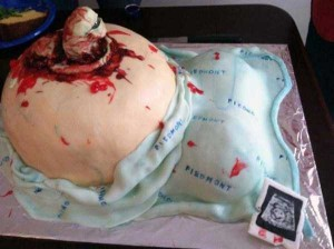 Terrible Birth-Related Cakes (27 photos) 22