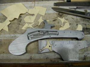 Making a Custom Folding Knife (56 photos) 16