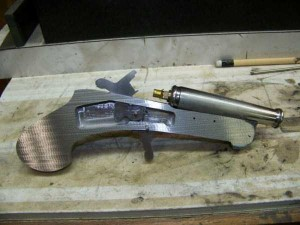 Making a Custom Folding Knife (56 photos) 19