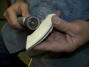 Making a Custom Folding Knife (56 photos) 41