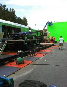 Behind the Scenes of Fast and Furious (99 photos) 39