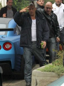 Behind the Scenes of Fast and Furious (99 photos) 50
