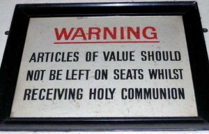 20 Funny and Sarcastic Warning Signs (20 photos) 11