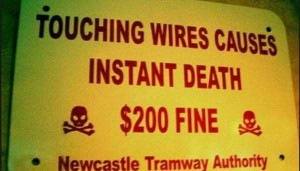 20 Funny and Sarcastic Warning Signs (20 photos) 13