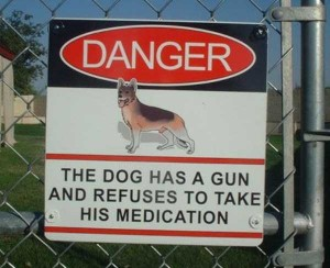 20 Funny and Sarcastic Warning Signs (20 photos) 14