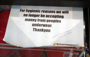 20 Funny and Sarcastic Warning Signs (20 photos) 8