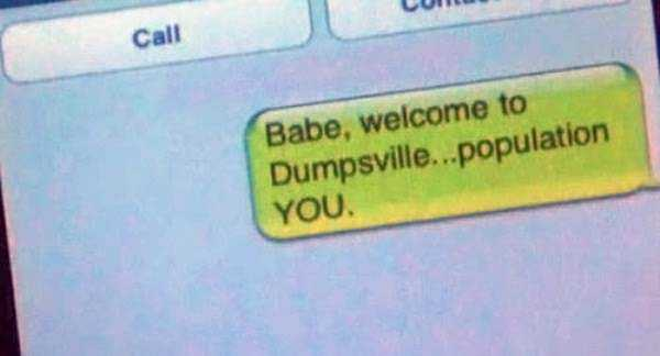 Brutally Honest Breakup Texts (16 photos) 11