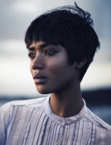 Short-Haired Beauties (24 photos) 24
