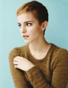 Short-Haired Beauties (24 photos) 5