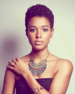 Short-Haired Beauties (24 photos) 6
