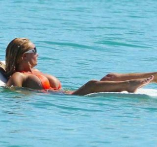 Ice T and Coco Austin Enjoying Their Holiday in Barbados (39 photos)