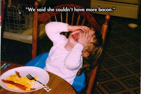 39 Photos of Kids Crying About Silly Things (39 photos) 27