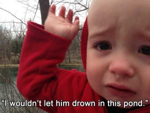 39 Photos of Kids Crying About Silly Things (39 photos) 31