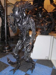 Awesome Metal Sculptures Made From Used Car Parts (20 photos) 5