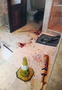 Oscar Pistorious Crime Scene Photos (14 photos) 5