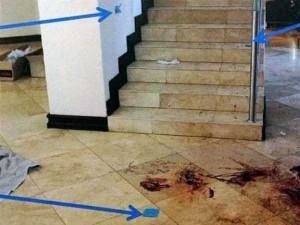 Oscar Pistorious Crime Scene Photos (14 photos) 9
