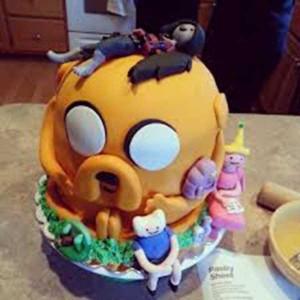 22 Insanely Realistic Cakes (22 photos) 1