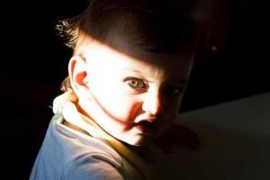 Creepy Looking Children (23 photos) 9