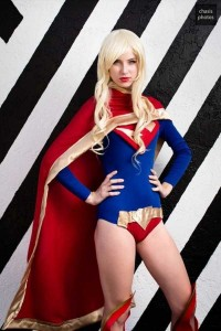 Hot Female Cosplayers (36 photos) 33