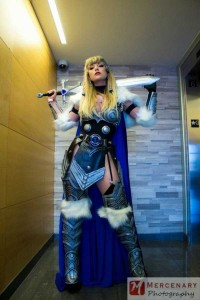 Hot Female Cosplayers (36 photos) 6