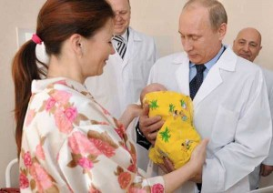 48 Interesting Photos Of Vladimir Putin (48 photos) 29