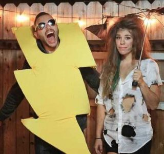 Couples Halloween Costumes That are Quite Impressive (30 photos)