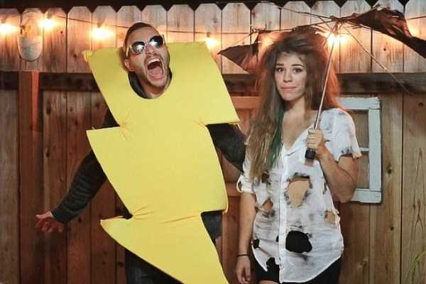 Couples Halloween Costumes That are Quite Impressive (30 photos) 11