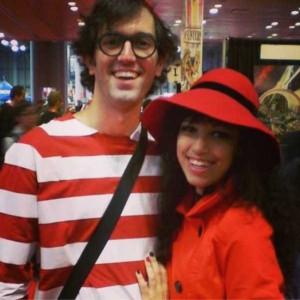 Couples Halloween Costumes That are Quite Impressive (30 photos) 28