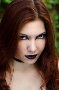 Girls of the Goth Subculture (274 photos) 108
